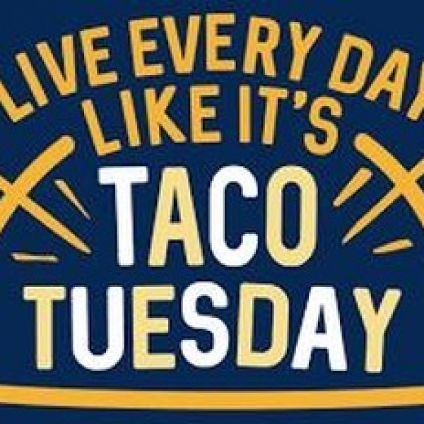 Taco Tuesday Ride! Ride around Durham before ending at an excellent taco eatery. Ride distance will vary from 4 to 9 no-drop miles each way. The Bull Statue (CCB Plaza), 201 Corcoran Street, Tuesday May 29, 6:45pm